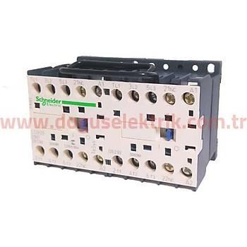 LC2K0901M7 9A (4 KW) 220VAC Bobinli 2'li Mini Kontaktör SCHNEIDER
