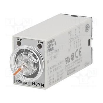 H3YN-2 24V DC Analog Zaman Rölesi OMRON