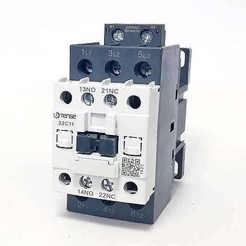 UEC1-32C11M7 32A 1NO+1NC Kontaklý Güç Kontaktörü TENSE
