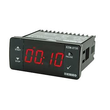 EZM-3735 230VAC Tek Setli Programlanabilir Zaman Rölesi EMKO