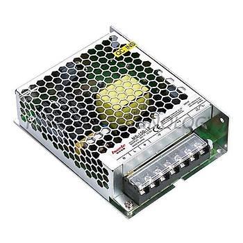 24VDC 6,3A (150W) Delikli Tip Güç Kaynaðý MS-150-24 HVIELE