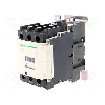 LC1D50M7 50A (22 KW) 220VAC Bobinli Trifaze Güç Kontaktörü SCHNEIDER
