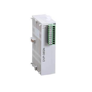 DVP08SN11T 24VDC 8 Tristör Çýkýþlý PLC Geniþleme Modülü DELTA
