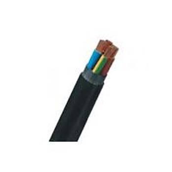4x0,75mm2 TTR (H05VV-F) Güç Kablosu