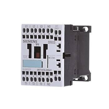 3RT1015-2BB41 6A (3KW) 24VDC Sirius Kontaktör SIEMENS