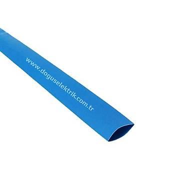 12.7mm Mavi Isı ile Daralan Makaron WOER