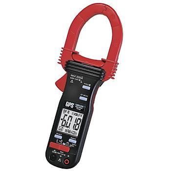 GPS-210 True RMS AC Pensampermetre GPS