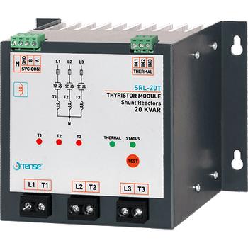 SRL-20T 20 kVAr Endüktif Yük Sürücüsü (SVC) TENSE