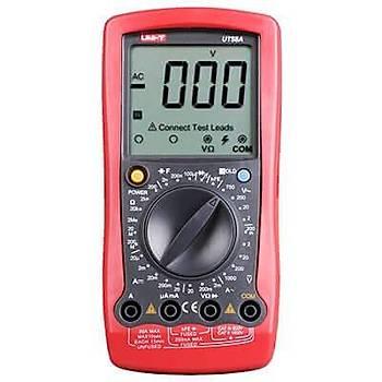UT 58A Dijital Multimetre UNI-T