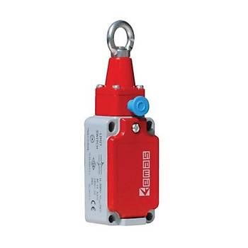L52K23HUM112 Gerdirmeli Tip Resetli Metal Gövdeli Emniyet (Güvenlik) Sivici EMAS