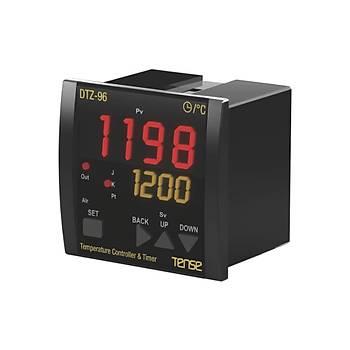 DTZ-96 Zaman Ayarlý Fonksiyonel Dijital Termostat TENSE