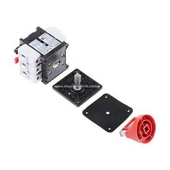 VCF4 3x80A Kilit Mekanizmalı Emniyet Pako Şalteri SCHNEIDER