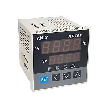 AT-702 Fonksiyonel Dijital Isý Kontrol Cihazý (Termostat) ANLY