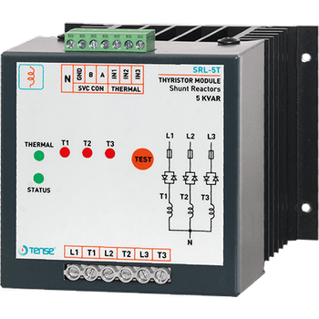 SRL-5T 5 kVAr Endüktif Yük Sürücüsü (SVC) TENSE
