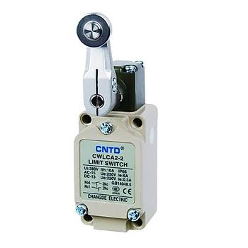CWLCA2-2 Açýsal Hareketli Makaralý Limit Switch CNTD