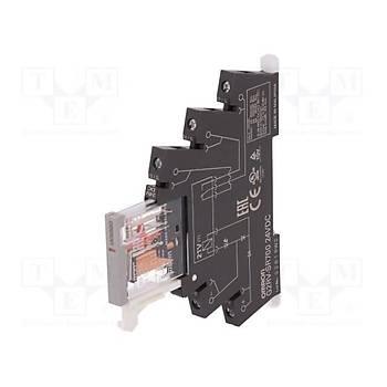 G2RV-SR700 24VDC Slim Röle ve Soketi OMRON