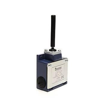 L53K13ROP101 Plastik Rijit Kollu Limit Switch EMAS