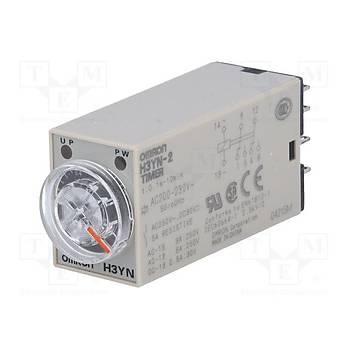 H3YN-2 230V AC Analog Zaman Rölesi OMRON
