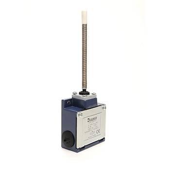L53K13SOP102 Metal Spiral Telli Ucu Plastik Limit Switch EMAS Kopyasý