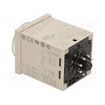 H3CR-A8E 100-240VAC/100-125VDC Zaman Rölesi OMRON