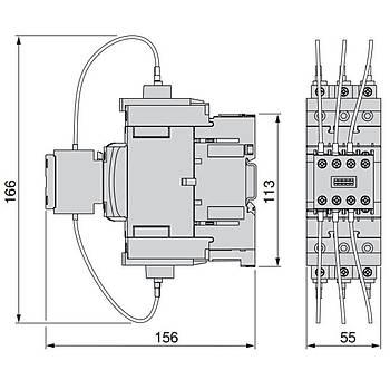 LC1DPK12M7 33.3 KVAR Kondansatör Kontaktörü SCHNEIDER