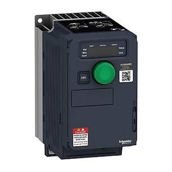 ATV320U15M2C 1,5 KW 1/3 Faz Hýz Kontrol Cihazý SCHNEIDER