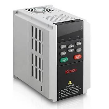 FV100-2S-0004G 0,40 KW 1/3 Faz Hýz Kontrol Cihazý (Sürücü) KÝNCO