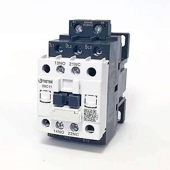 UEC1-09C11M7 9A 1NO+1NC Kontaklı Güç Kontaktörü TENSE