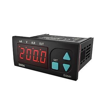 EI2041-230VAC Programlanabilir Dijital Gösterge Enda