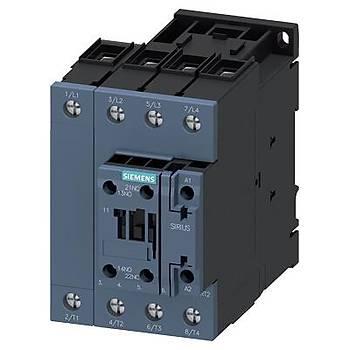 3RT2337-1AP00 110A 4 Kutuplu Kontaktör Sirius SIEMENS