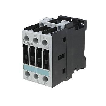 3RT1025-1AB00 17A (7,5KW) 24VAC Sirius Kontaktör SIEMENS