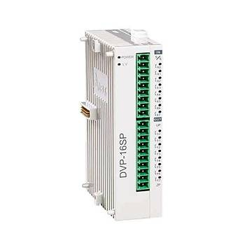 DVP16SP11R 24VDC Röle Çýkýþlý PLC Geniþleme Modülü DELTA