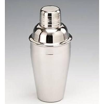 Zicco 1019 Paslanmaz çelik shaker, 350 ml