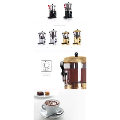 UGOLINI DELICE GOLD 3 Sýcak Çikolata ve Sahlep Makinesi