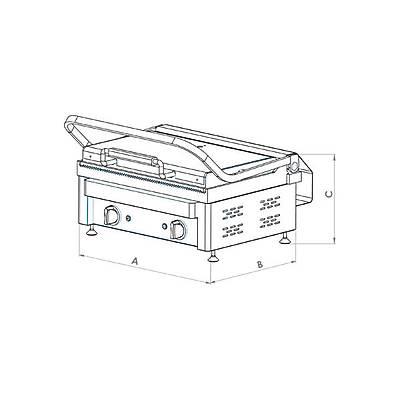 EMPERO Tost Makineleri (Çiftli)