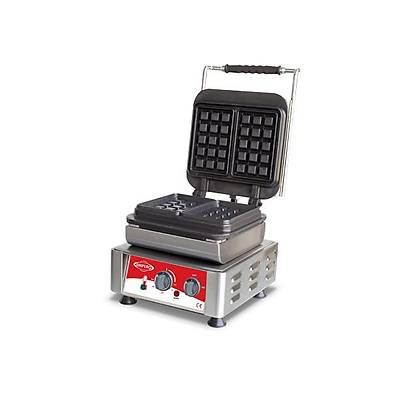 EMPERO Waffle Makinesi - Waffelino, Tekli