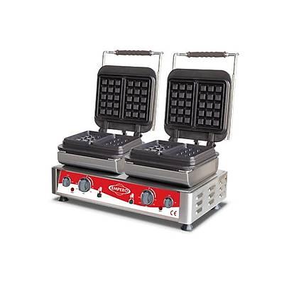 EMPERO Waffle Makinesi - Waffelino, Çitli