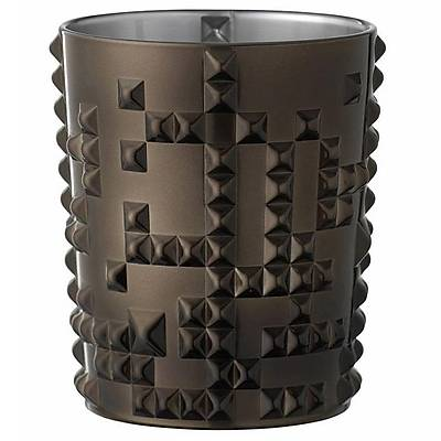 Nachtmann Punk Tumbler Gun Metal, 348 ml, 12'li set