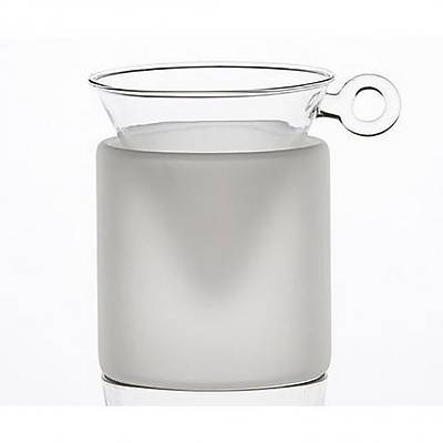 100% Chef Dry Freezer Glass, 150 ml