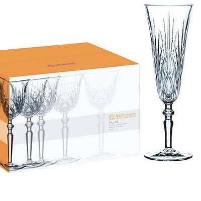 Nachtmann Palais Champagne, 140 ml, 12'li set