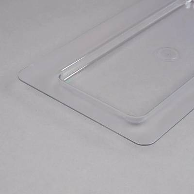 Cambro 30CFC135 ColdFest 1/3 Size Clear Flat Pan Cover