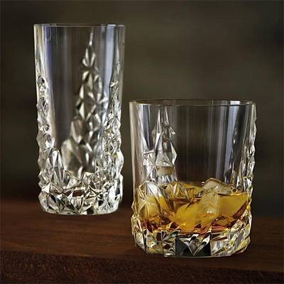 Nachtmann Sculpture Tumbler, 365 ml, 12'li set