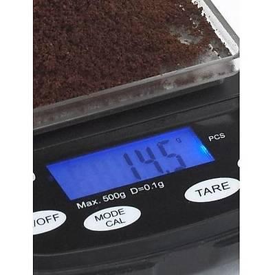 JoeFrex V8000 Hassas Terazi, Dijital, 500 gram