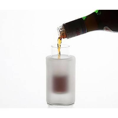 100% Chef Freezer Shot Glass, 75 ml