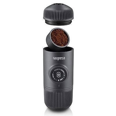 Nanopresso Portatif Espresso Yapýcý - Kýrmýzý