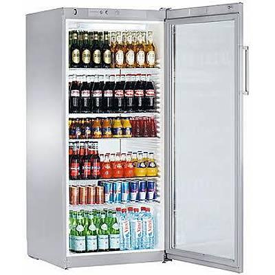 LIEBHERR FKvsl 5413 Dik tip içecek buzdolabý