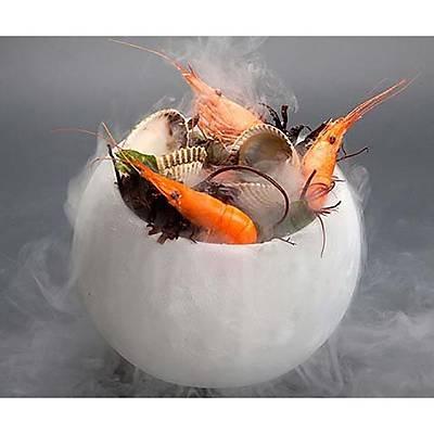 100% Chef Ice Bowl Freezer, 120 ml