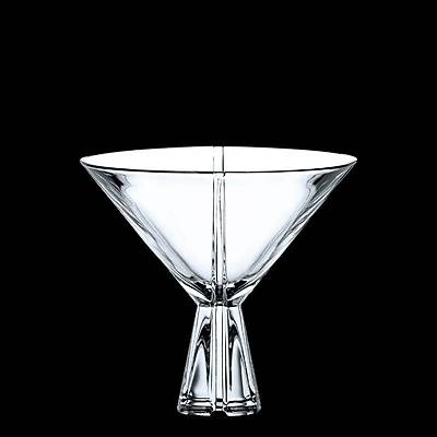Nachtmann Havanna Martini Glass, 270 ml, 12'li set