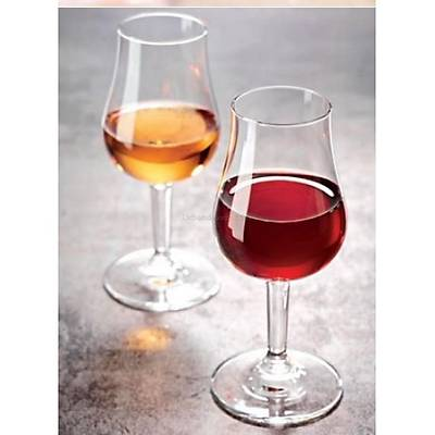 Durobor Elite Cognac Bardak, 13 cl, 6'lý set