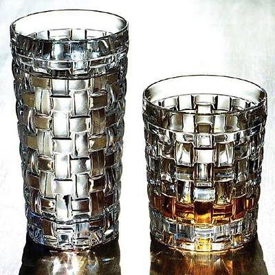 Nachtmann Bossa Nova Longdrink Tumbler, 395 ml, 12'li set